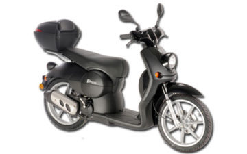 Scooter 50cc Benelli